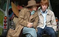 with Rupert Grint