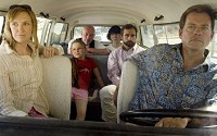 with the family in little miss sunshine