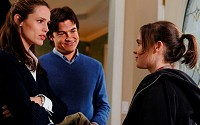 Jennifer Garner, Jason Bateman and Ellen Page in Juno