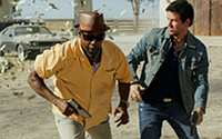 with washington in 2 Guns