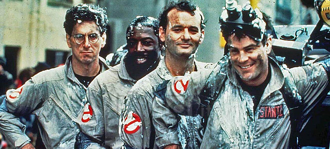 Remembering Ghostbusters