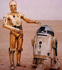 artoo and threepio